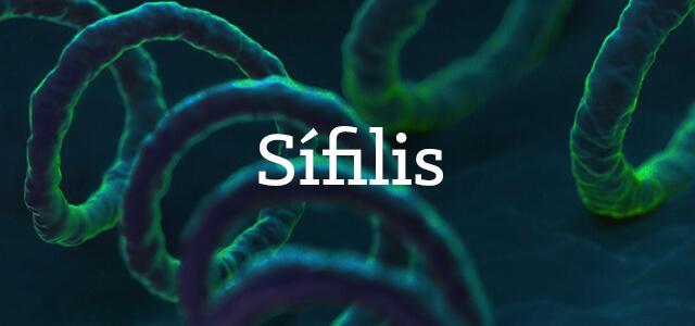 La enfermedad Sífilis es una infección de transmisión sexual y es causada por una bacteria.