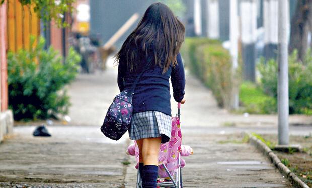 Embarazo infantil, un grave problema para México