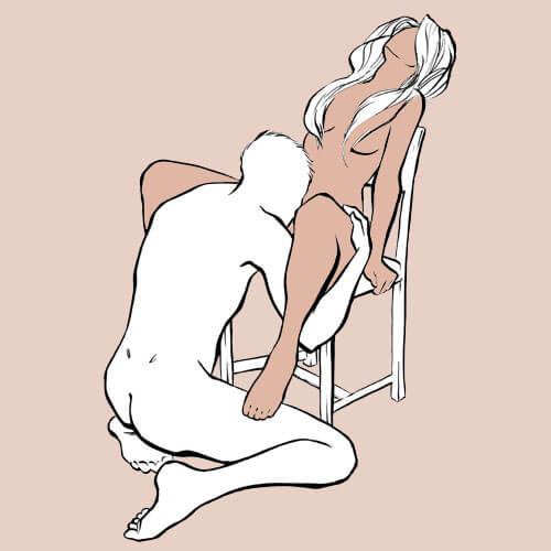 Sexo oral, 4 posiciones para recibirlo