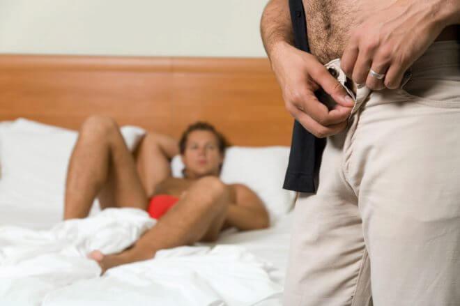 """""""Bud sex"""": sexo entre hombres solo por placer"""