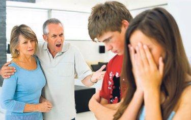 Embarazo adolescente: vivir en casa de los suegros