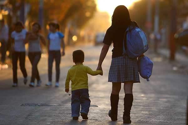 Violación y amor temprano: 4 historias de embarazo