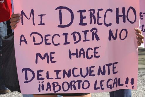 Aborto en México: nuevas leyes, terrible realidad