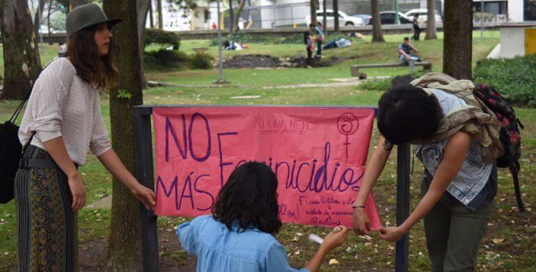 #SiMeMatan Fiscalía mexicana culpa a mujer de su propia muerte