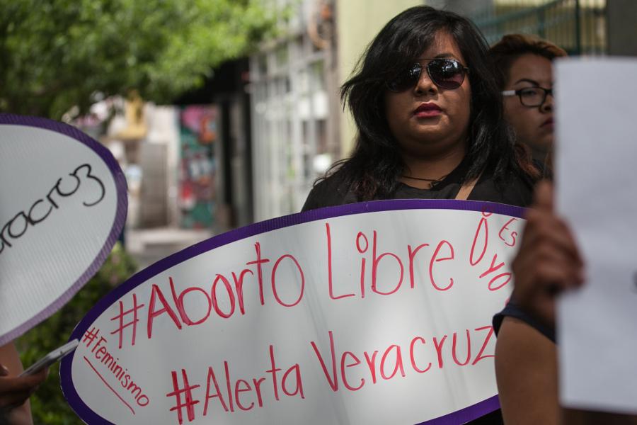 Mujer salvadoreña fue violada, abortó y ahora va a la cárcel