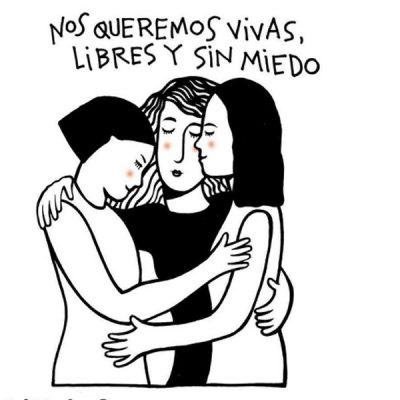 """""""Mexicanos, no se violenta el cuerpo de una mujer"""""""