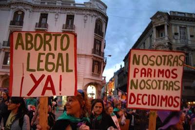 Expertos de la ONU piden suprimir legislaciones que criminalicen el aborto