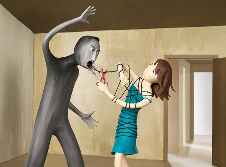 """Violencia de pareja y los límites del """"empoderamiento"""" femenino"""