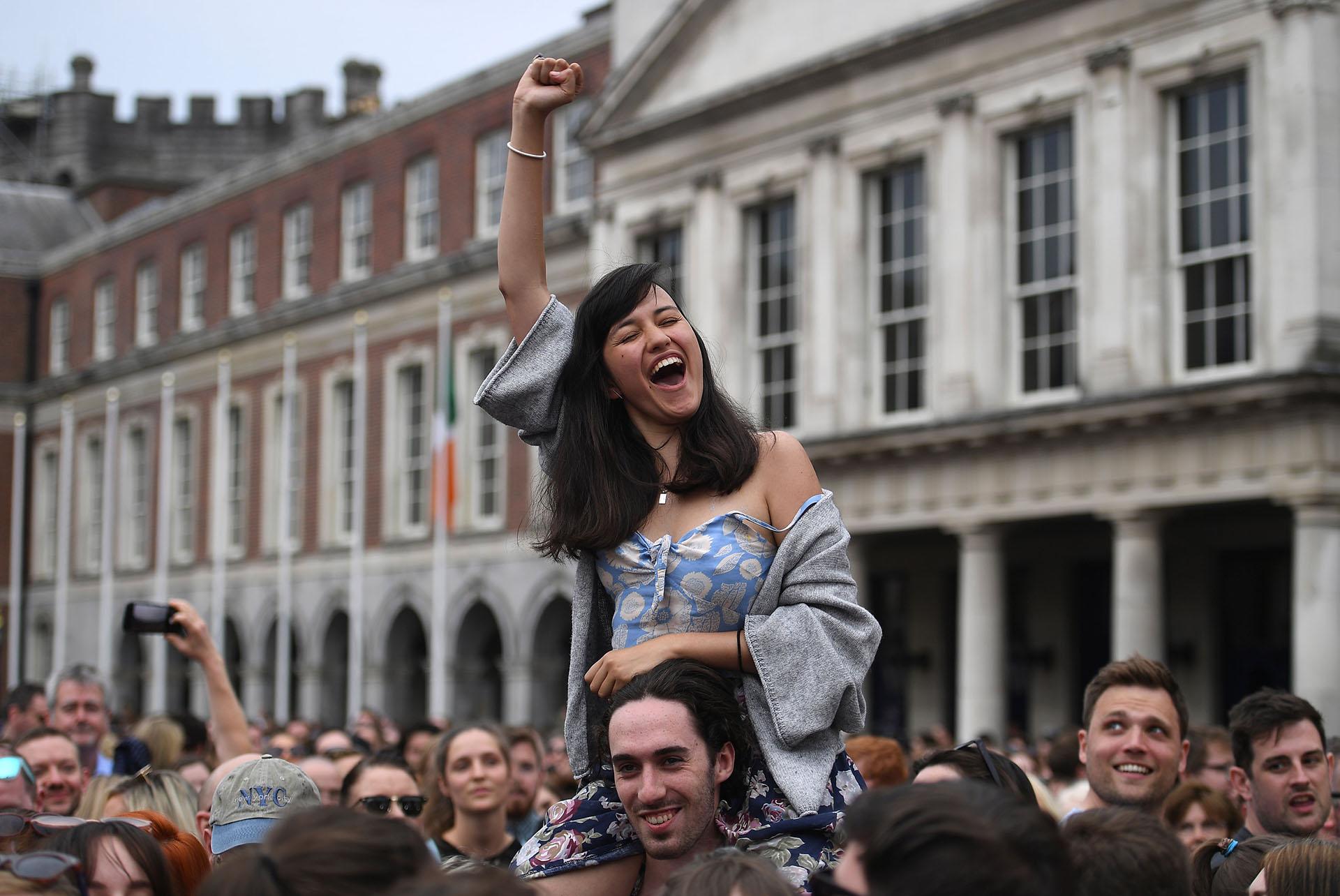 Irlanda pone fin a prohibición del aborto