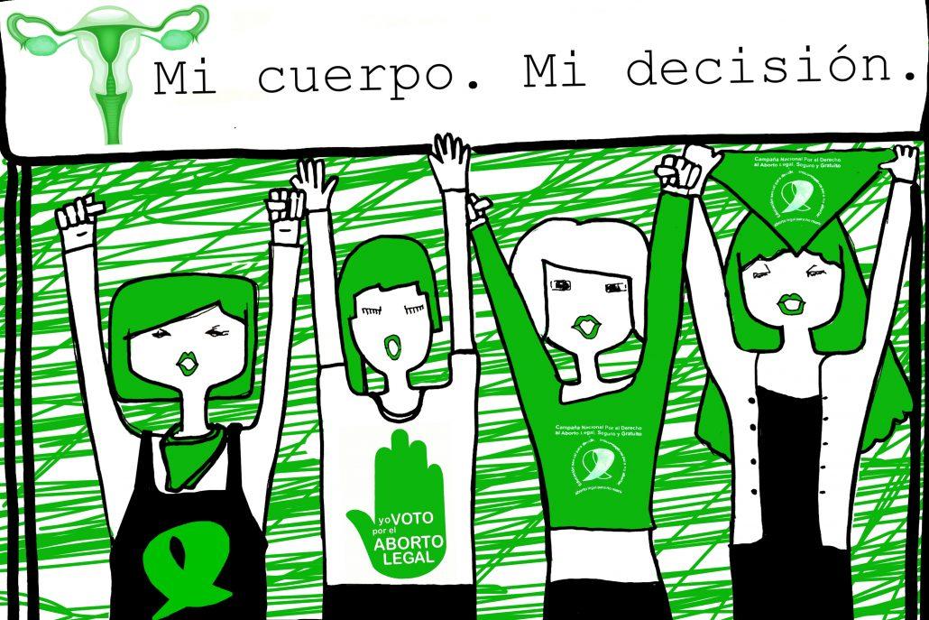 ¿Aborto en Argentina despertará debate en México?