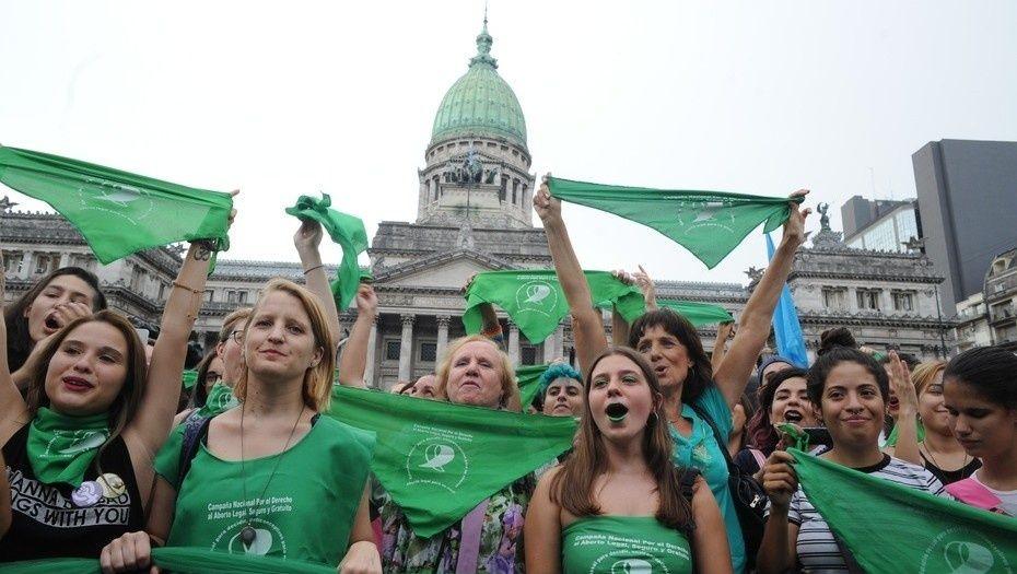 Argentina debate el aborto