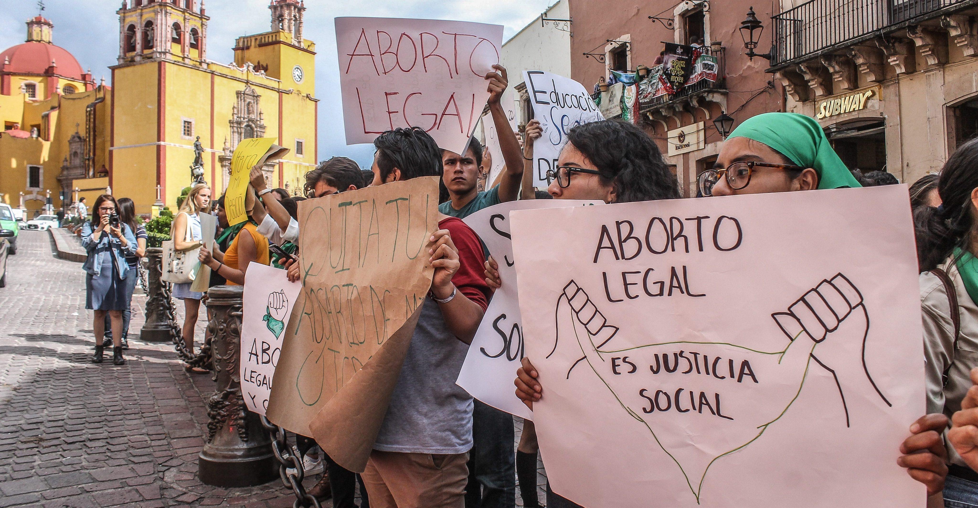 JUEZ ORDENA QUE SE PRACTIQUE ABORTO A NIÑA QUE FUE VIOLADA EN AGUASCALIENTES