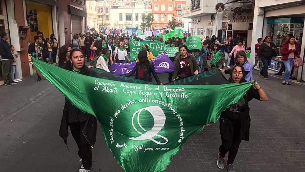 Despenalizar el aborto en Hidalgo