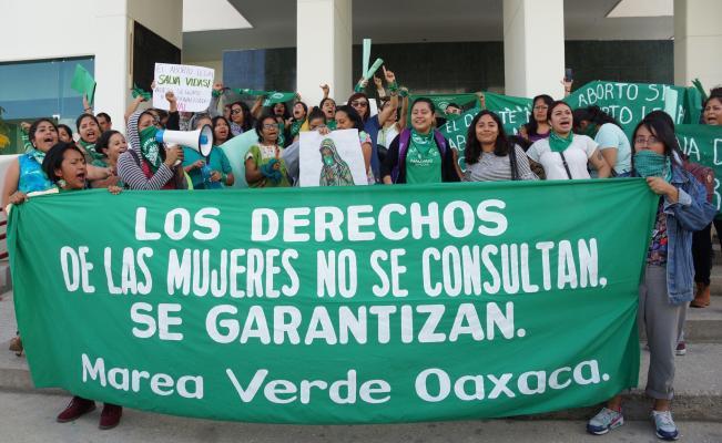 A un año de que el aborto es legal en Oaxaca, siguen los obstáculos