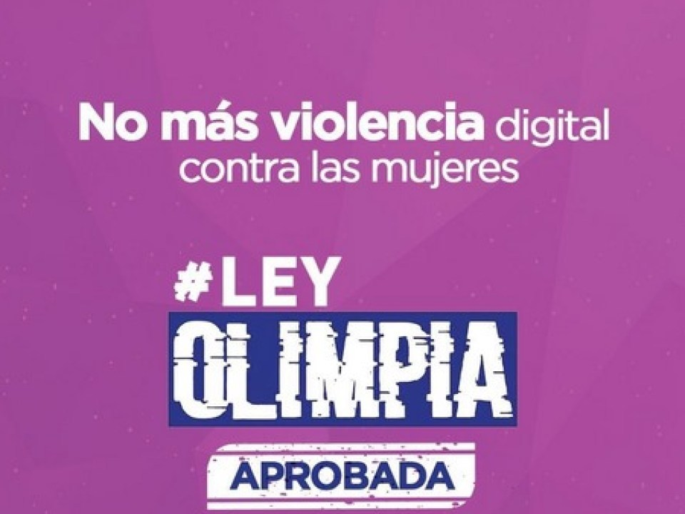 Ley Olimpia Nacional, sancionará acoso y violencia  digital