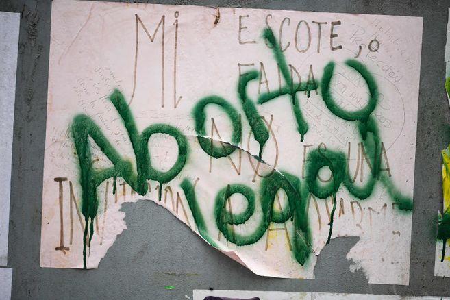 Honduras prohíbe el aborto.