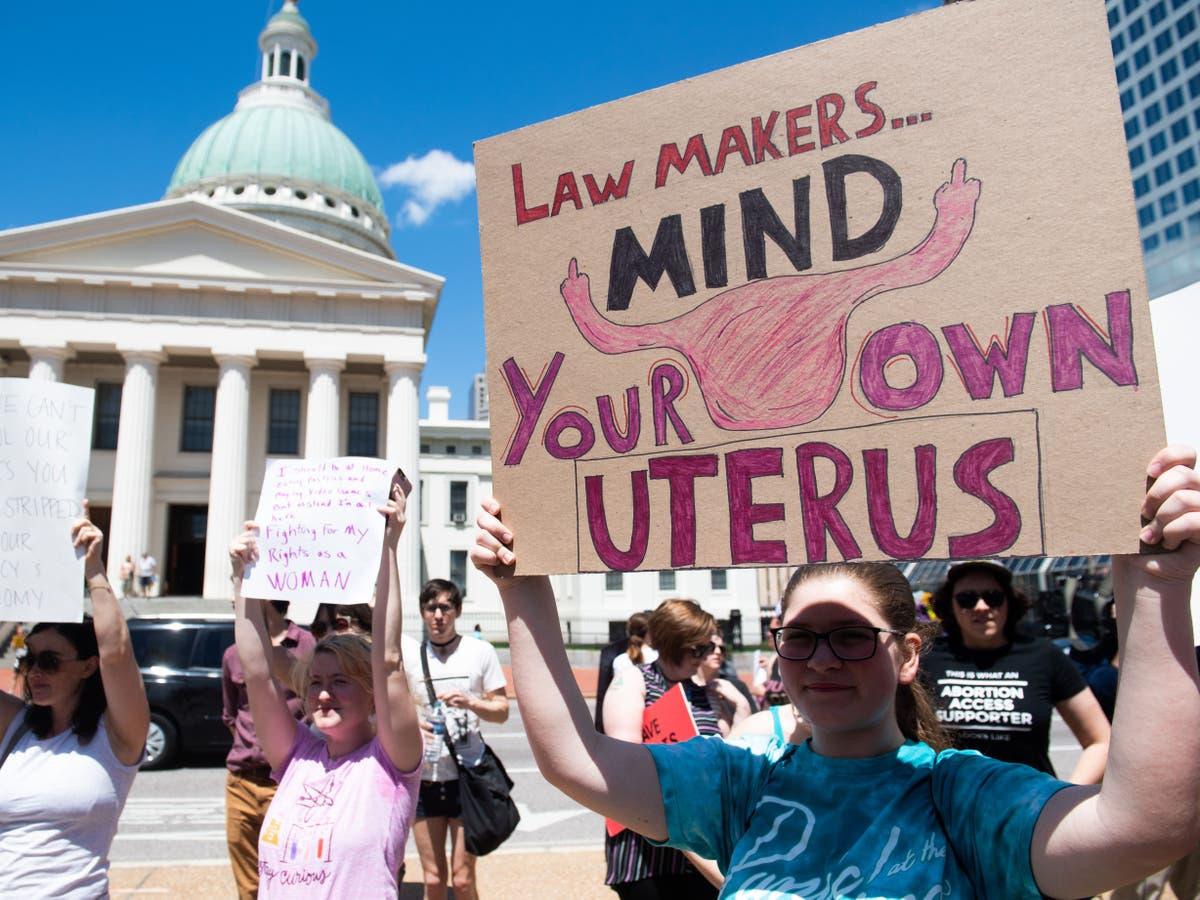 Aborto prohibido en Texas después de semana 6