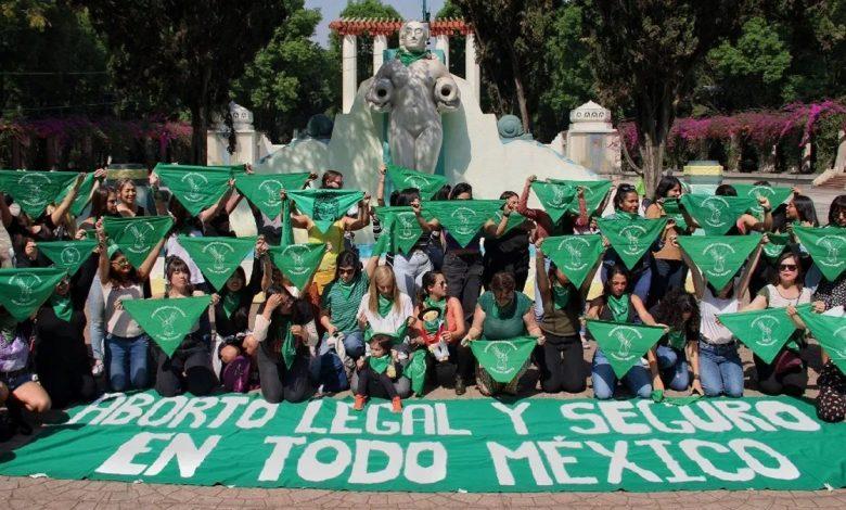 ¡La marea verde subió! Aborto legal en Veracruz