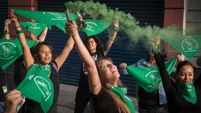 Inconstitucional penalizar el aborto en México.